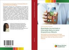 Capa do livro de Realidade Aumentada e Interação Natural para Dispositivos Móveis