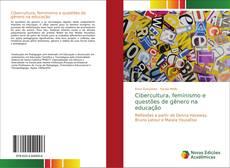 Обложка Cibercultura, feminismo e questões de gênero na educação