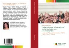 Bookcover of Capacidade de influência de conferências e seus condicionantes