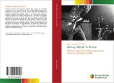 Capa do livro de Heavy Metal no Brasil