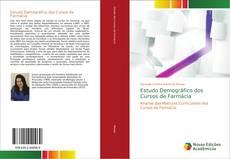 Обложка Estudo Demográfico dos Cursos de Farmácia