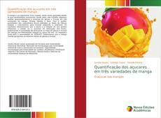 Bookcover of Quantificação dos açucares em três variedades de manga