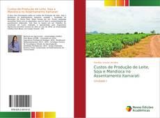 Bookcover of Custos de Produção de Leite, Soja e Mandioca no Assentamento Itamarati