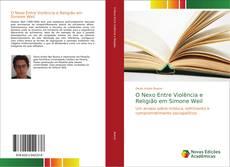 Buchcover von O Nexo Entre Violência e Religião em Simone Weil