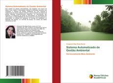 Capa do livro de Sistema Automatizado de Gestão Ambiental