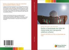 Copertina di Estilo e Qualidade de Vida de motoristas do transporte coletivo urbano