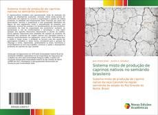 Capa do livro de Sistema misto de produção de caprinos nativos no semiárido brasileiro