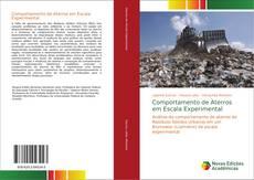 Capa do livro de Comportamento de Aterros em Escala Experimental