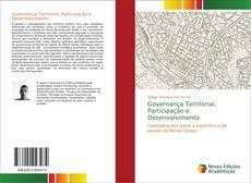 Capa do livro de Governança Territorial, Participação e Desenvolvimento