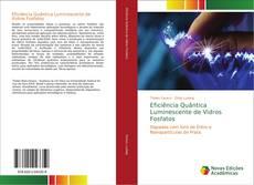 Couverture de Eficiência Quântica Luminescente de Vidros Fosfatos