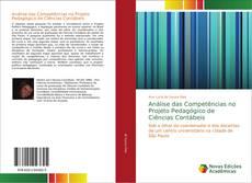 Capa do livro de Análise das Competências no Projeto Pedagógico de Ciências Contábeis