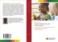 Copertina di Sustentabilidade e pós-modernidade