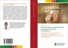 Capa do livro de Aprendizagem Organizacional, Inovação e Alianças Estratégicas