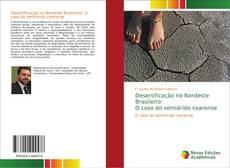 Capa do livro de Desertificação no Nordeste Brasileiro: O caso do semiárido cearense