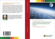 A Importância da História da Física na compreensão do M.U.V.的封面