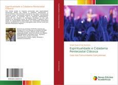 Capa do livro de Espiritualidade e Cidadania Pentecostal Clássica