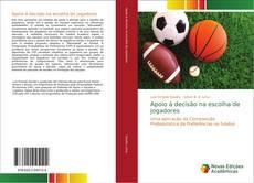 Portada del libro de Apoio à decisão na escolha de jogadores