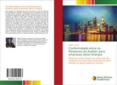 Portada del libro de Conformidade entre os Pareceres do Auditor para empresas Setor Energia