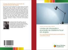 Copertina di Limites de tributação e promoção da cidadania fiscal em Angola