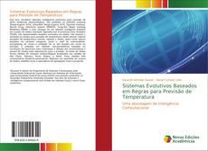Capa do livro de Sistemas Evolutivos Baseados em Regras para Previsão de Temperatura