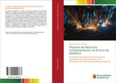 Capa do livro de Impacto de Recursos Computacionais no Ensino de Robótica
