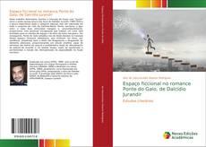 Bookcover of Espaço ficcional no romance Ponte do Galo, de Dalcídio Jurandir