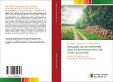 Capa do livro de Aplicação do pensamento Lean ao processamento de matérias-primas