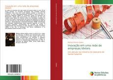 Capa do livro de Inovação em uma rede de empresas têxteis