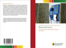 Disque Denúncia kitap kapağı