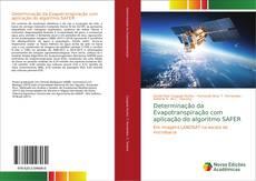 Capa do livro de Determinação da Evapotranspiração com aplicação do algoritmo SAFER