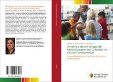 Capa do livro de Dinâmica de um Grupo de Aprendizagem em Ciências no Ensino Fundamental