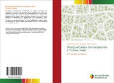 Обложка Desigualdades Socioespaciais e Tuberculose
