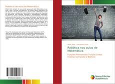 Capa do livro de Robótica nas aulas de Matemática