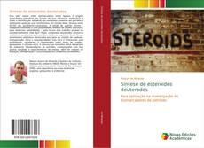 Bookcover of Síntese de esteroides deuterados