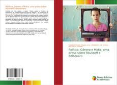 Política, Gênero e Mídia: uma prosa sobre Rousseff e Bolsonaro kitap kapağı