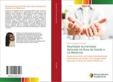 Capa do livro de Realidade Aumentada Aplicada na Área da Saúde e na Medicina