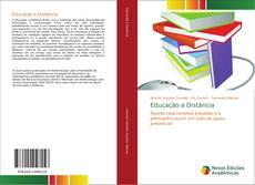 Capa do livro de Educação a Distância