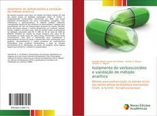 Bookcover of Isolamento do verbascosídeo e validação de método analítico