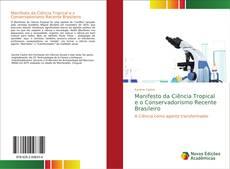 Buchcover von Manifesto da Ciência Tropical e o Conservadorismo Recente Brasileiro