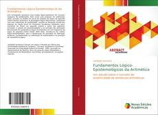 Fundamentos Lógico-Epistemológicos da Aritmética kitap kapağı