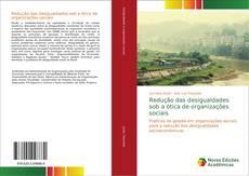 Bookcover of Redução das desigualdades sob a ótica de organizações sociais