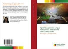 Capa do livro de Aprendizagem de Língua Portuguesa através dos Contos Populares