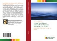 Capa do livro de Estudo dos POPs no sedimento da Represa Billings-SP, via GC/MS