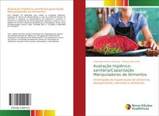 Capa do livro de Avaliação Higiênico-sanitária/Capacitação Manipuladores de Alimentos