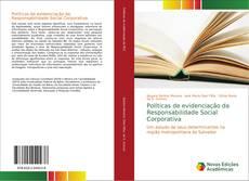 Bookcover of Políticas de evidenciação da Responsabilidade Social Corporativa