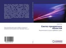 Copertina di Синтез предметных областей
