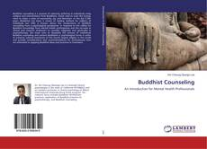Bookcover of Buddhist Counseling