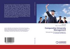 Copertina di Comparative University Management