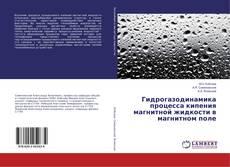 Обложка Гидрогазодинамика процесса кипения магнитной жидкости в магнитном поле