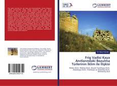 Bookcover of Frig Vadisi Kaya Anıtlarındaki Bozulma Türlerinin İklim ile İlişkisi